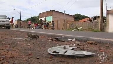 Maioria de envolvidos em 'rachas' no município são jovens, diz polícia - Além do perigo que os jovens oferecem a si próprios, eles põem em risco a vida de outras pessoas.