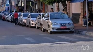 Alterações de sentido em ruas do centro de Santarém preocupam motoristas e moradores - Alterações começam a valer a partir da quarta-feira (12).