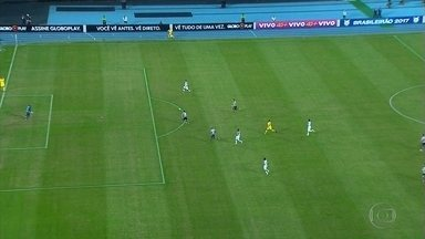 Campanha contra desperdício de pontos é prioridade no Atlético-MG - Empate com o Botafogo mostrou oportunidades desperdiçadas do time