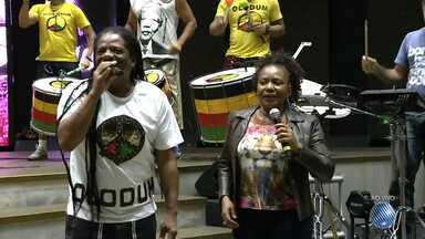 Bandas fazem ensaio para o show 'Conexão Digital', promovido pela Rede Bahia - Evento acontece na quarta-feira (12), na Concha Acústica do Teatro Castro Alves, e vai contar com apresentações musicais e culturais.