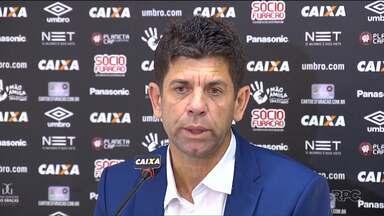Atlético apresenta novo treinador - Fabiano Soares vem de Portugal para liderar o time.