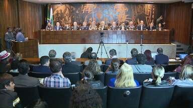 Representantes de universidades estaduais se reúnem em audiência pública - Objetivo era discutir a situação das universidades estaduais.