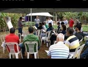 Produtores rurais participam de seminário dentro da Expoagro - Técnicas de cultivo de milho e branqueara foi realizada nesta terça-feira (11).