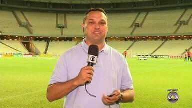 Internacional joga contra o Ceará SC nesta noite (11) - Colorado joga com time completo.