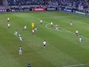 João Paulo Tílio comenta as notícias do esporte - Corinthians venceu o Palmeiras na rodada do Campeonato Brasileiro.