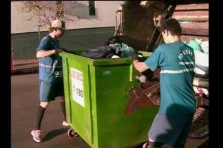 Aberta licitação para empresa de coleta de lixo em Santa Rosa, RS - O contrato será de cinco anos para a coleta seletiva.