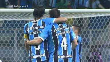 Geromel e Kannemann: abrem o jogo e contam bastidores fora de campo. - Descubra as verdades da dupla de zaga do Grêmio.