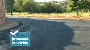 Prefeitura de Bauru realiza reparos em rua do Mary Dota - Depois do buraco na Rua José Luiz Pereira - no bairro Mary Dota - ser mostrado no TEM Notícias, a Prefeitura de Bauru realizou os reparos necessários no trecho e resolveu o problema.