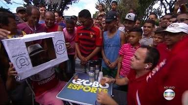 Caldinho do GE visita Cruz de Rebouças, em Igarassu, em edição especial ao vivo - Caldinho do GE visita Cruz de Rebouças, em Igarassu, em edição especial ao vivo