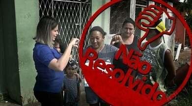 Calendário JPB volta à Comunidade Riachinho - Moradores continuam aguardando por obra de infraestrutura.