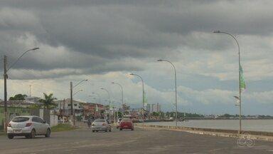Mesmo no verão, chuvas em Macapá só devem parar em agosto - Segundo previsão do Iepa, programações de férias ainda poderão encontrar chuvas.