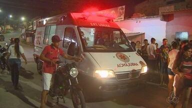 Homem é morto com mais de 10 tiros após ser abordado em rua da Zona Leste de Manaus - Suspeitos fugiram em motocicleta.