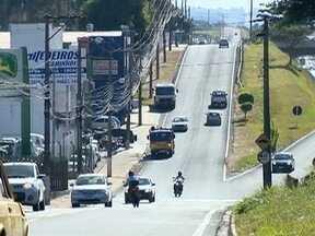 Avenida Joaquim Constantino deve passar por alterações - Local, que é movimentado, já foi cenário de muitos acidentes.