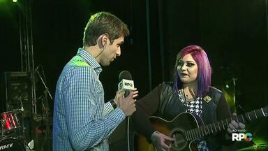 Primeira noite de FUC tem show com cantora do The Voice - A cantora Isabela Huk se apresenta hoje no Cine-teatro Ópera.