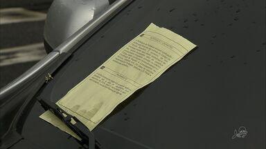 Motoristas podem recorrer de multas de trânsito caso sejam cobradas de forma errada - Os condutores podem recorrer das autuações procurando a Jari, órgão ligado à Prefeitura.