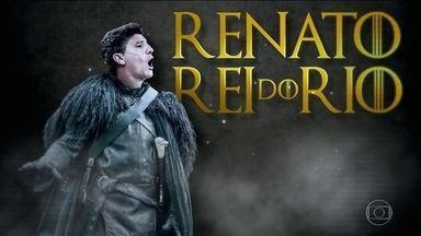Renato Gaúcho, o Rei do Rio, venceu com o Grêmio os quatro grandes times cariocas - Renato Gaúcho, o Rei do Rio, venceu com o Grêmio os quatro grandes times cariocas