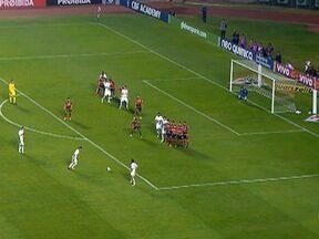 Confira como foi a partida do São Paulo no Campeonato Brasileiro - Time paulista empatou em 2 a 2 com o Atlético Goianiense.
