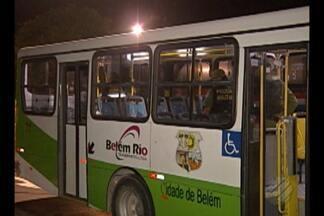 Polícia identifica suspeitos de matar idoso durante assalto a ônibus, em Belém - Crime foi na noite de quinta-feira (13), no bairro da Marambaia. Investigações continuam para prender os suspeitos.