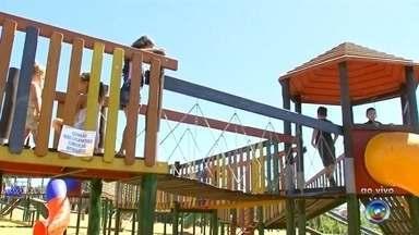 Parque Ecológico da Zona Norte é opção gratuita para as crianças em Rio Preto - Parque Ecológico da Zona Norte, inaugurado recentemente, é uma das opções de gratuitas para as crianças nas férias.