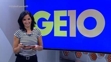 Globo Esporte RS - Bloco 3 - 14/07/2017 - Assista ao vídeo.