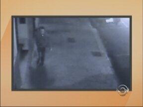 Polícia aponta autoria do assassinato de estudante em Passo Fundo, RS - Câmeras de segurança ajudaram na identificação do autor do crime