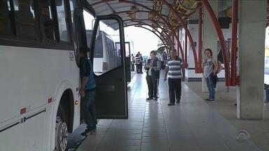 Greve do transporte coletivo de Itajaí pode estar perto do fim - Greve do transporte coletivo de Itajaí pode estar perto do fim