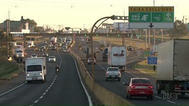 Prefeitura de Arapongas e Viapar fecham acordo para pedágio da BR-369 - Motoristas poderão se cadastrar para ter desconto na cobrança da tarifa.