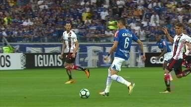 Os gols de Cruzeiro 1 x 1 Flamengo pela 14ª rodada do Campeonato Brasileiro - Os gols de Cruzeiro 1 x 1 Flamengo pela 14ª rodada do Campeonato Brasileiro