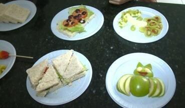 Aprenda a preparar alimentos saudáveis e atrativos para as crianças - Aprenda a preparar alimentos saudáveis e atrativos para as crianças