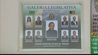 Vereadores da Baía da Traição, no litoral norte da PB, trabalham apenas 24 dias por ano - Por esse número de sessões os vereadores recebem R$ 42 mil ao longo do ano.