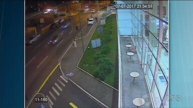 Adolescente baleado por policial militar recebe alta - Ele foi baleado em Ponta Grossa.