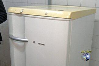 Concessionária de energia elétrica dá desconto para quem precisa trocar geladeiras - Objetivo é incentivar a troca de geladeiras antigas por novos modelos, que conseguem menos energia elétrica.