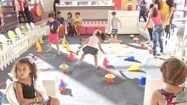Veja opções para criançada brincar e aproveitar as férias em Campo Grande - Veja opções para criançada brincar e aproveitar as férias em Campo Grande
