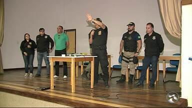 2ª fase da Operação Força no Foco é deflagrada em Caruaru - Objetivo é o de esclarecer casos de homicídio.