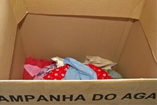CPTM recolhe agasalhos para campanha - No Alto Tietê existem campanhas de agasalho espalhadas pela região. Uma delas acontece nas estações de trem da CPTM.
