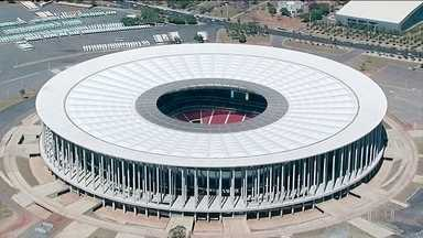 Estádio Mané Garrincha recebe conta de água milionária - O valor cobrado, de R$2,2 milhões, daria para cobrir os gastos do estádio de Brasília por cinco anos.