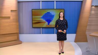 Confira a íntegra do Bom Dia Rio Grande desta quarta-feira (19) - Assista ao jornal.