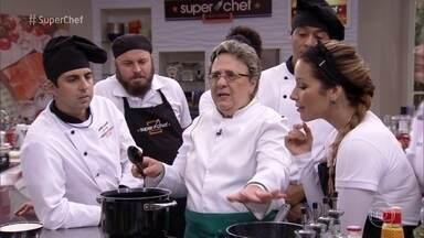 Workshop da chef Beth Beltrão - Chef mineira dá aula de culinária tipicamente brasileira