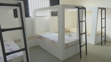 Reformas do centro de custódia, na Zona Norte de Macapá, são concluídas - O serviço foi uma exigência do Ministério Público Estadual (MPE) e da vara de execuções penais.