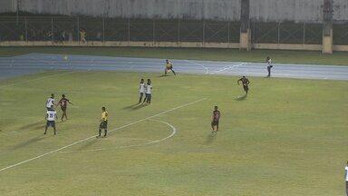 Trem vence o Macapá e conquista a 1ª vitória no Amapazão - Apesar do resultado, a locomotiva continua na lanterna do estadual.