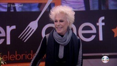 Mais Você - Programa de quarta-feira, 19/07/2017, na íntegra - Ana Maria conta quem conseguiu voltar para a disputa do Super Chef depois de conquistar as maiores notas na Prova de Repescagem. Confira também como foi o workshop da chef Beth Beltrão, que ensinou uma receita deliciosa de Picanha Suína com Feijão Frito e falou tudo sobre a cozinha brasileira.