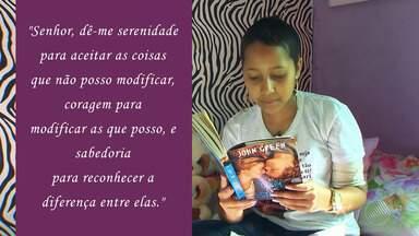 'BMD Solidário': jovem faz campanha para conseguir dinheiro e tratar um câncer - Conheça a história da baiana Larissa Macedo, que precisa de medicamentos que custam R$ 500 mil.