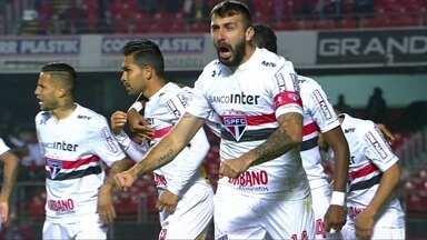 Melhores momentos: São Paulo 1 x 0 Vasco pela 15ª rodada do Campeonato Brasileiro - Melhores momentos: São Paulo 1 x 0 Vasco pela 15ª rodada do Campeonato Brasileiro.