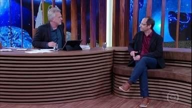 Stevens Rehen comenta afirmação de Yuval Noah Harari sobre relação entre emoção e decisão - O cientista brasileiro explica sucesso da obra do historiador israelense