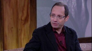 Stevens Rehen discorda de Yuval Noah Harari sobre capacidade humana de colonizar planetas - undefined