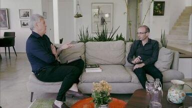 Conversa com Bial - Programa de sexta-feira, 21/07/2017, na íntegra - Depois de explicar a história da humanidade ao longo de quase 500 páginas e ser reconhecido no mundo com a obra Sapiens - Uma Breve História da Humanidade, o historiador israelense Yuval Noah Harari dá entrevista exclusiva ao apresentador Pedro Bial