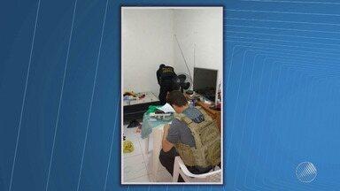 Polícia Federal faz operação de combate à exploração sexual de crianças e à pornografia - Na Bahia foram cumpridos mandados em três cidades; confira os detalhes.