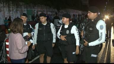 PM inicia operação de combate a homicídios, roubos e tráfico em cinco cidades da PB - Na primeira noite da operação Impacto, Polícia Militar deteve cinco pessoas e apreendeu 39 veículos.