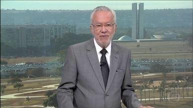 Alexandre Garcia analisa mobilização do governo para derrubar denúncia contra Temer - Alexandre Garcia analisa mobilização do governo para derrubar denúncia contra Temer.