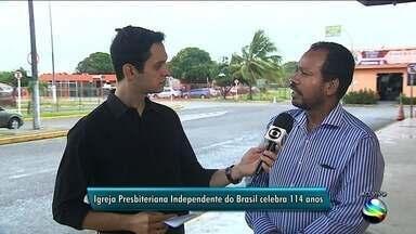 Igreja Presbiteriana Independente do Brasil celebra 114 anos - Igreja Presbiteriana Independente do Brasil celebra 114 anos.